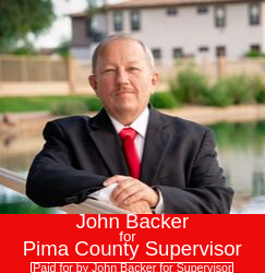Back Backer For Supervisor